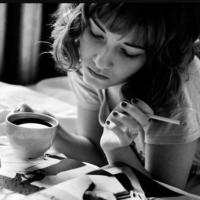 Café conmigo misma...